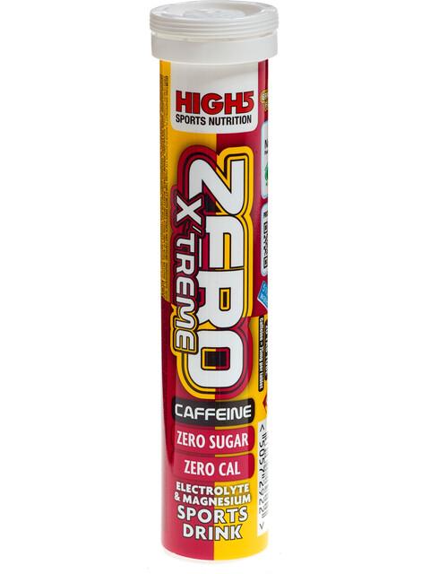High5 Electrolyte Drink Zero X'trem Pink Grapefruit 20 Tabs